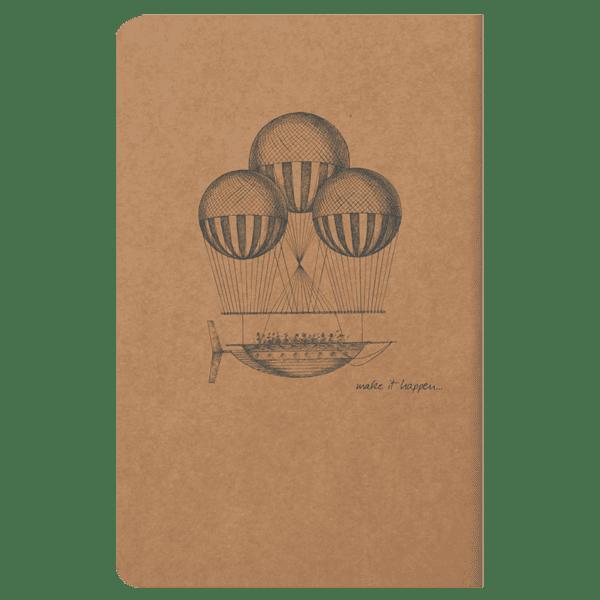 Carnet cousu papier ivoire