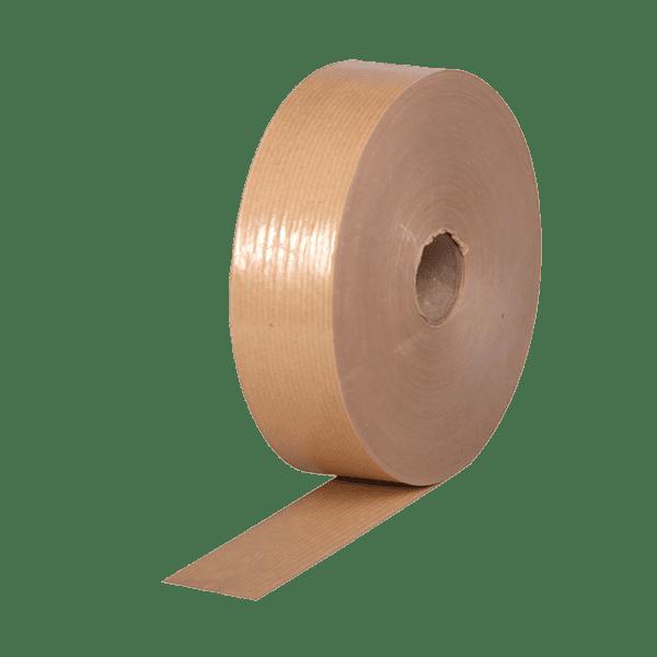 Rouleau kraft gommé - Adhésif 40 mm x 200 m