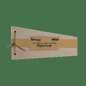 Intercalaires trapèze