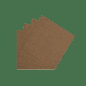 20 enveloppes kraft 120g 140 x 140 mm