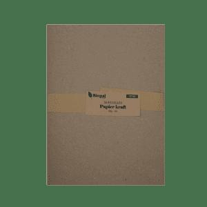 Papier kraft 50 feuilles 80g. A4