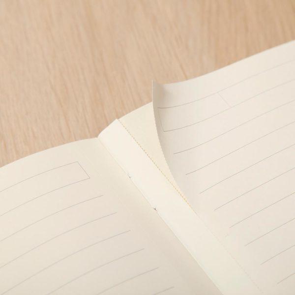 Cahier Clairefontaine papier ligné 90g intérieur