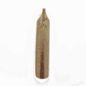 Plume biseautée calligraphie 3.0 mm