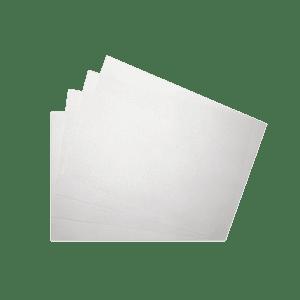 Papier recyclé Blanc