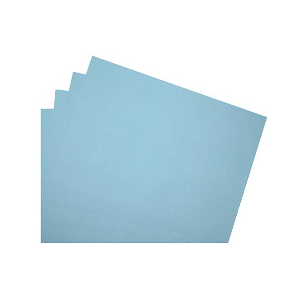Papier recyclé bleu
