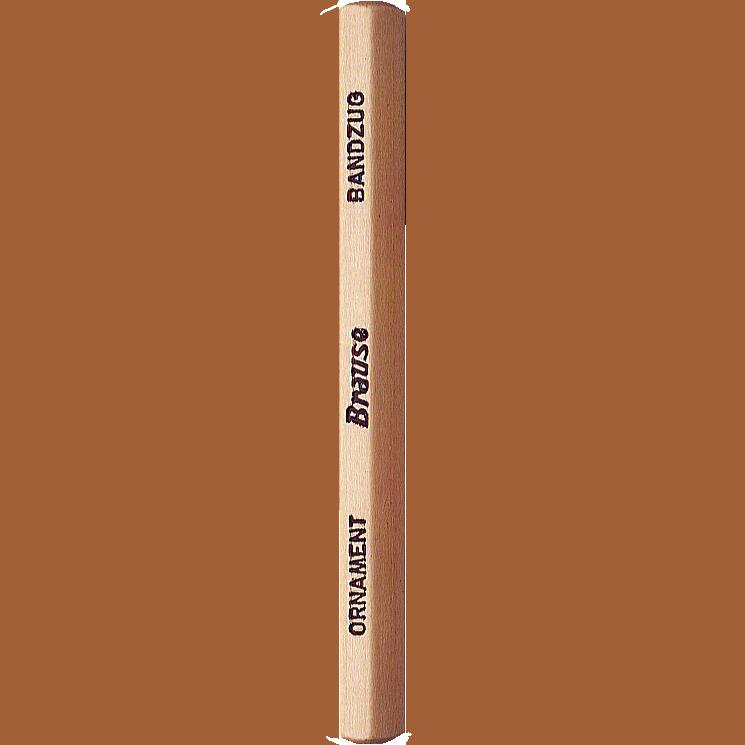 Porte-plume hexagonal à 2 entrées