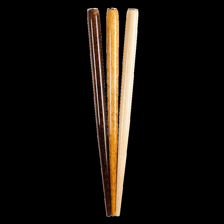 Porte-plume bois classique
