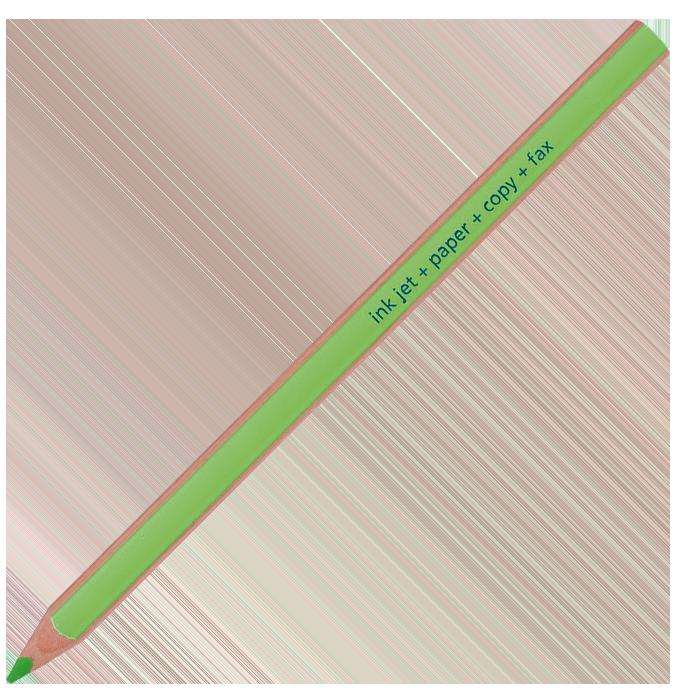 Surligneur Bois vert