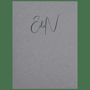 Carnet 120 x 160 mm 100 pages papier ocre (intérieur ivoire)