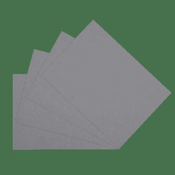 Carte 350g - couleur gris